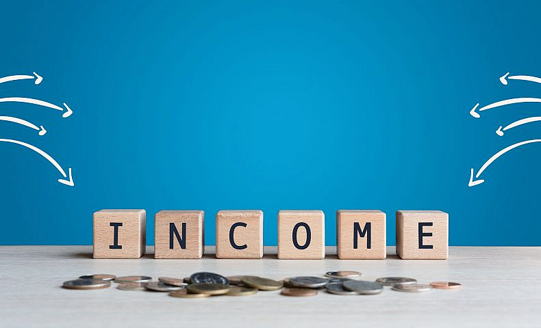 income(収入)